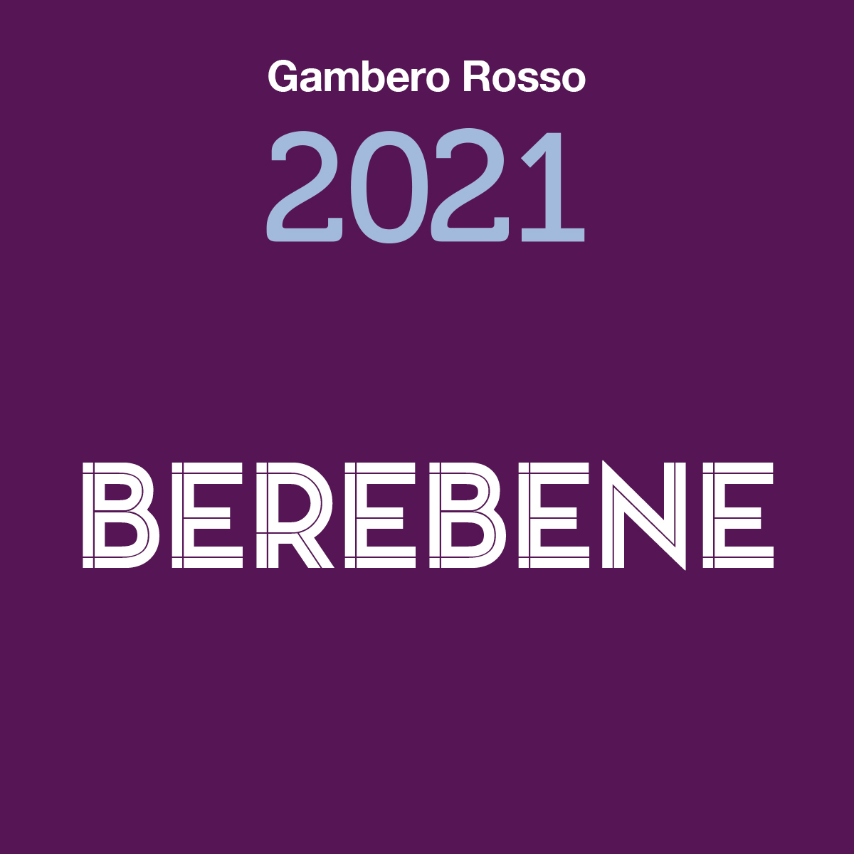 Aglianico 2017 Premio BereBene 2021